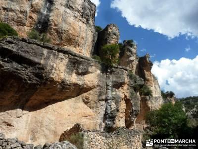 Barranco de la Hoz - Sierra de la Muela;cercedilla madrid siete picos pueblos con encanto cerca de m